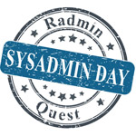 Results of Radmin Quest to celebrate SysAdmin Appreciation Day announced
